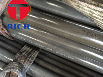 Chiny High Precision Seamless Carbon Steel Pipe Cold Drawn Round Shape For Machinery dystrybutor