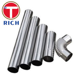 Chiny ASTM A554 Welded Stainless Steel Tube Exhaust System Flex Pipe Polished Surfacefunction gtElInit() {var lib = new google.translate.TranslateService();lib.translatePage('en', 'pl', function () {});} fabryka